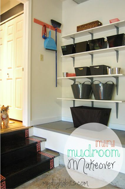 54 Best Images About Mudroom Entry Closet Ideas On