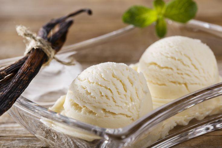 vanilkova zmrzlina