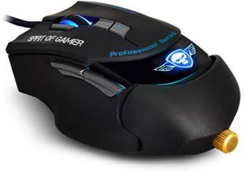 Xpert-M8 : une souris signée Advance dédiée aux PC gamers - La souris est l'accessoire incontournable pour tous les Gamers adeptes des jeux sur PC. Indispensable oui, mais encore faut-il qu'elle soit à la hauteur d'une partie de jeu comportant des clics ...