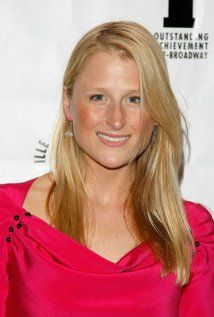 Mamie Gummer (3-8-1983). Mamie was born in New York City, New York, USA as Mary Willa Gummer.