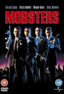 Mobsters (1991). My Dad played Antonio Luciano, Lucky's father