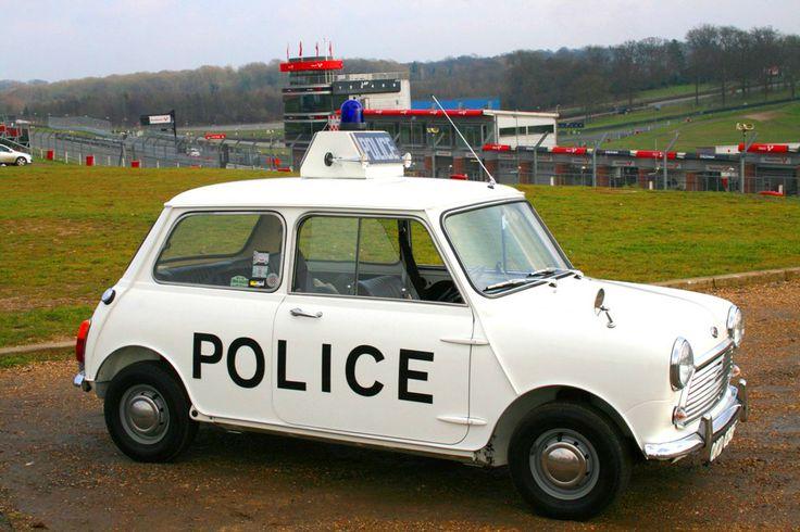 Mini Police Car.