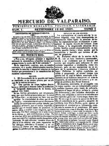 El Mercurio de Valparaíso - Wikipedia