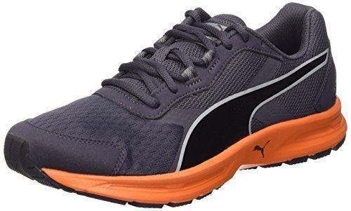 Oferta: 31€. Comprar Ofertas de PumaDescendant V3 - Zapatillas de running Hombre , gris (Periscope/Black/Orange), 40.5 EU barato. ¡Mira las ofertas!