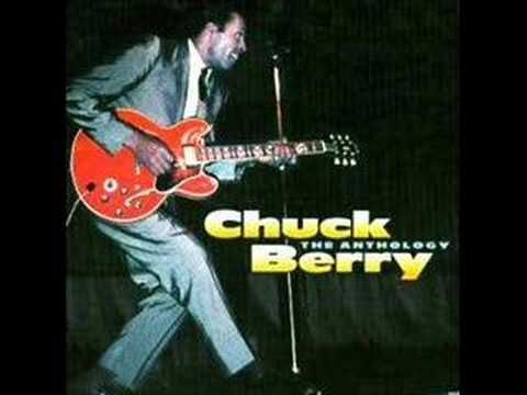 """Chuck Berry - """"Johnny B. Goode"""" [HQ] ... I had this on 45rpm and 8-track ... played it to death  :)"""