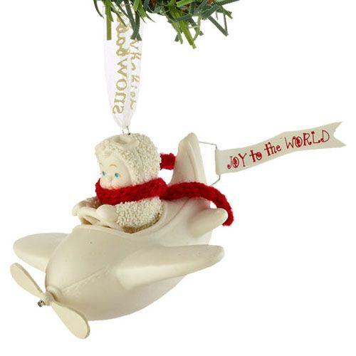 Joy To The World Ornament ~ UPC: 045544527347