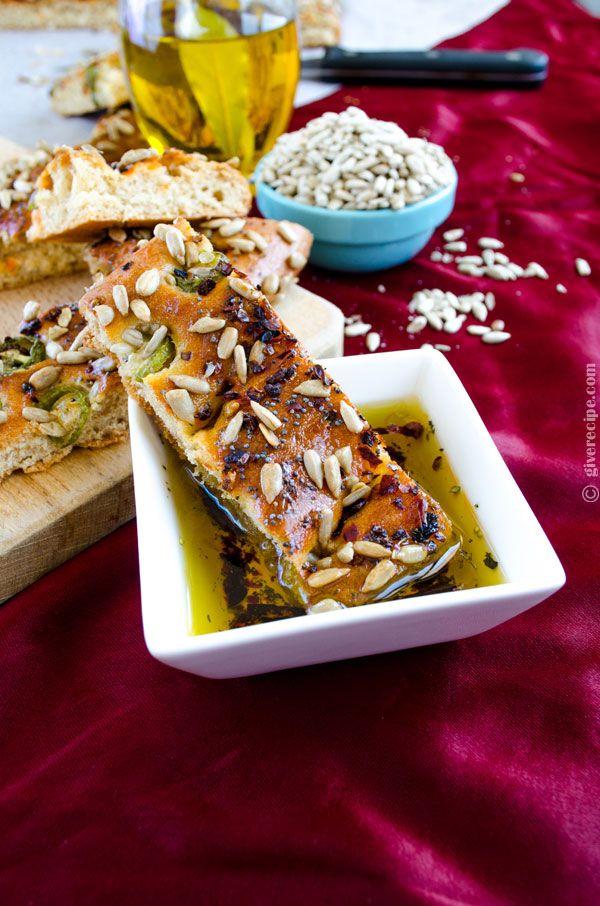 Whole Wheat Seed Bread - Give Recipe