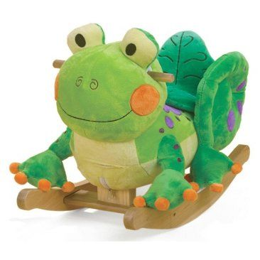 Check out this item at One Kings Lane! Fergie the Frog Rocker
