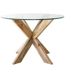Image result for weylandts cross leg glass table