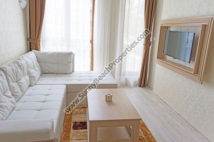 Luxury furnished studio apartment for sale in luxury Harmony Suites 10 Saint Vlas /Sveti Vlas/, Bulgaria - Sunnybeach Properties - Real Estates in Bulgaria. Apartments, Villas, Houses, Land in Sunny Beach, Nesebar, Ravda ...