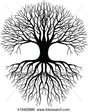 Tree Silhouette Clipart