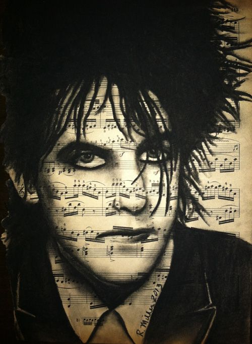 ☆ Robert Smith :¦: Artist Rebecca Miller ☆