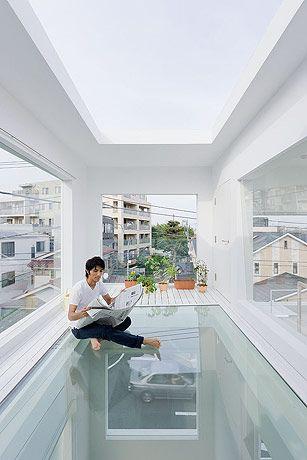 Sou Fujimoto / house H