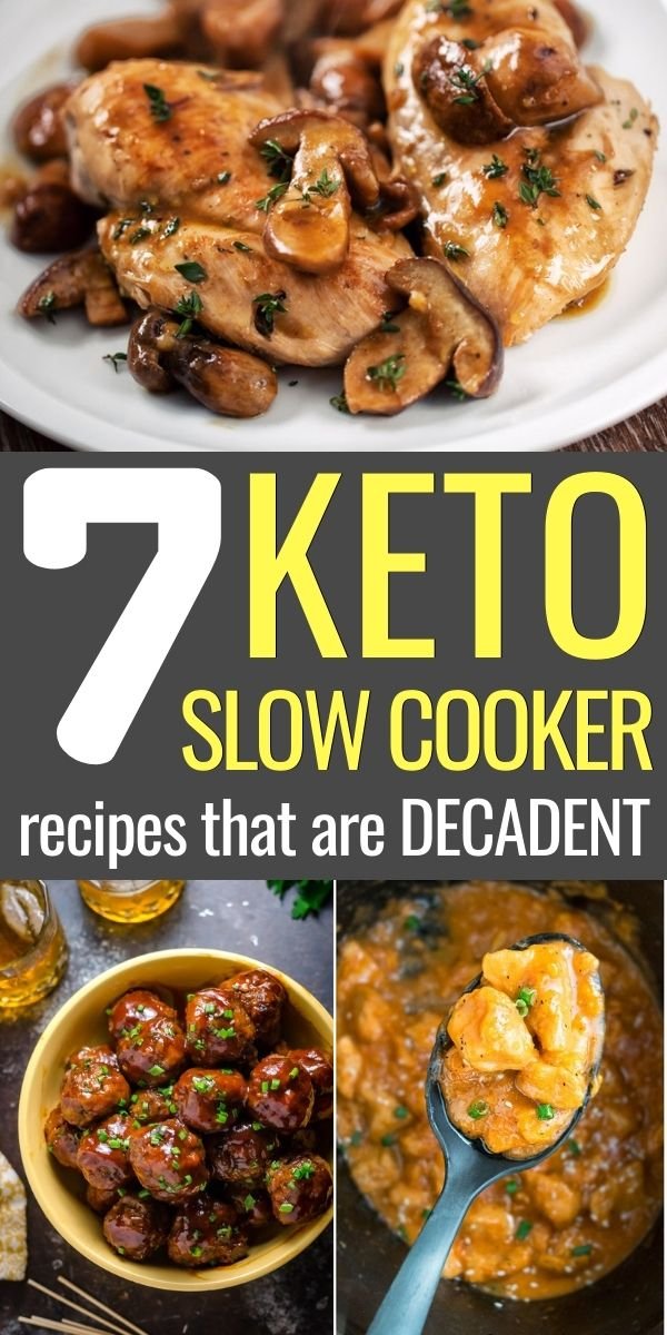 The Best Keto Slow Cooker Recipes Ever Keto Recipes Dinner Low Carb Keto Recipes Keto Diet Recipes