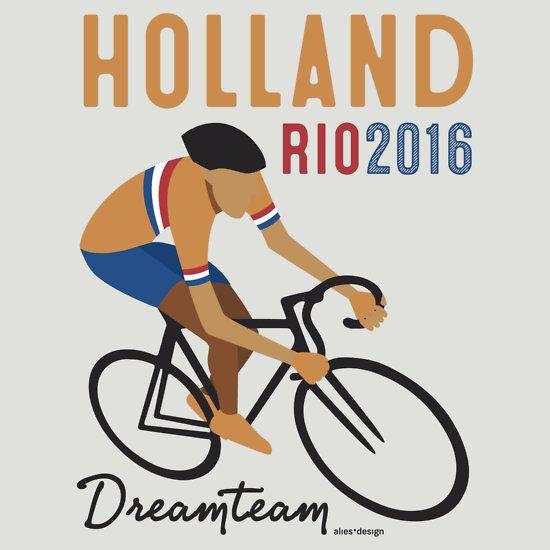 Olympics Holland Cycling