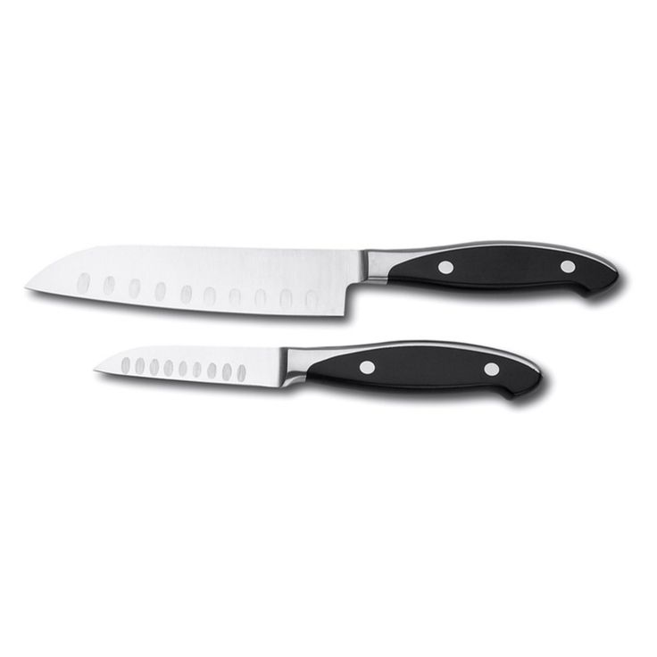 Zwilling Forged Synergy 2 Piece Asian Knife Set - 16026-000