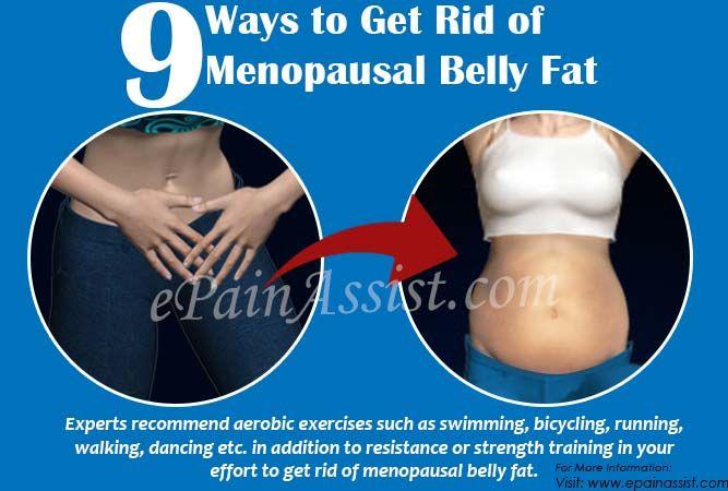 Pin On Menopausal Belly Fat