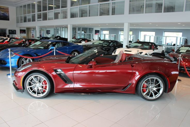 The Top 100 Corvette Dealers of 2015 - Kerbeck Corvette in Atlantic City continue to dominate the list as the worlds largest Corvette dealer with 1268 Corvettes sold in 2015 an increase over the 1245 Corvettes sold in 2014.  #Corvette #corvettefamily #corvettez06 #corvettestingray #ChevyCorvette #CorvetteClub #corvettes