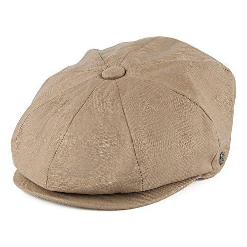 150 kr. Jaxon Hats Linen Newsboy Cap - Camel Camel 2XLARGE Village Hats http://www.amazon.co.uk/dp/B00V6LAXOK/ref=cm_sw_r_pi_dp_saf3wb1B24MET