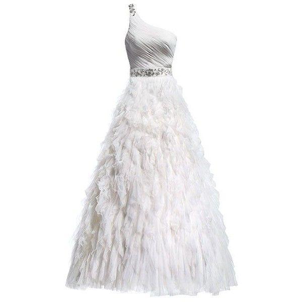 Perfect Wedding Dress Black Polyvore