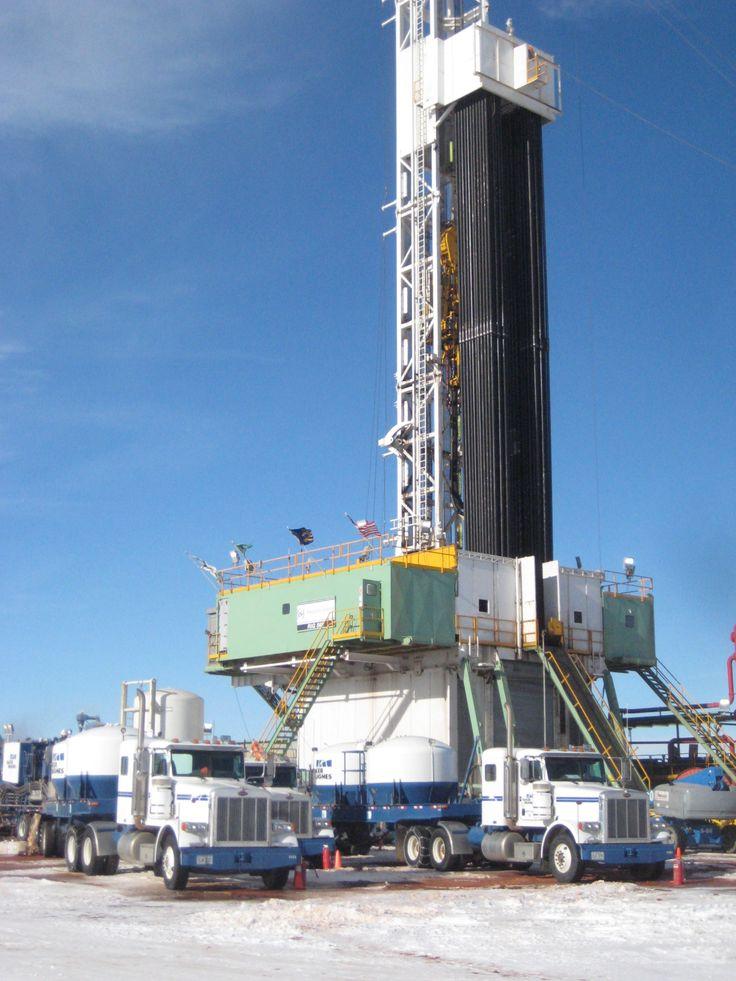 Borehole Drilling Rig