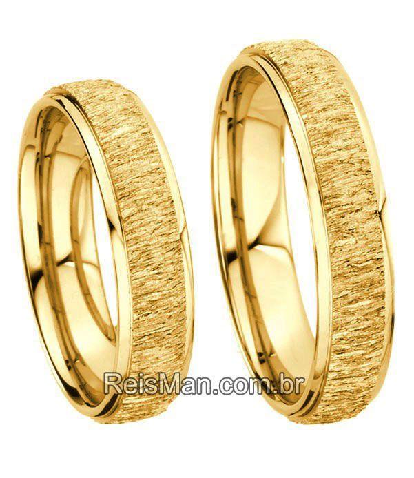 Aliança de casamento Santo Amaro