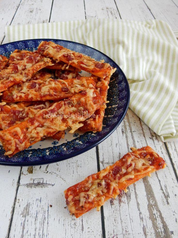 Pizzareepjes