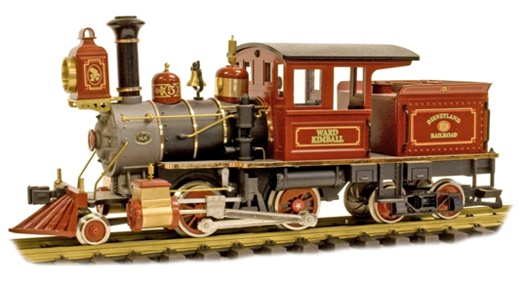 Lgb Ward Kimball Locomotive Shiz I Want Pinterest