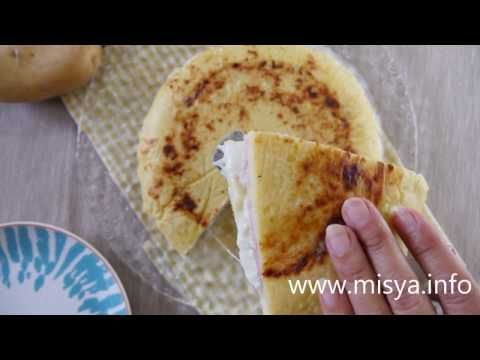Pizza di patate, la ricetta di Misya - YouTube