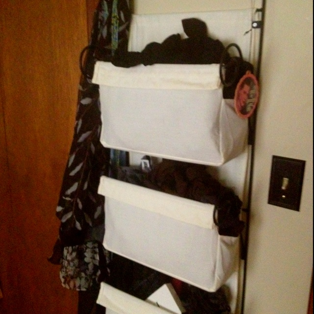 Tights storage. Thank you, IKEA!