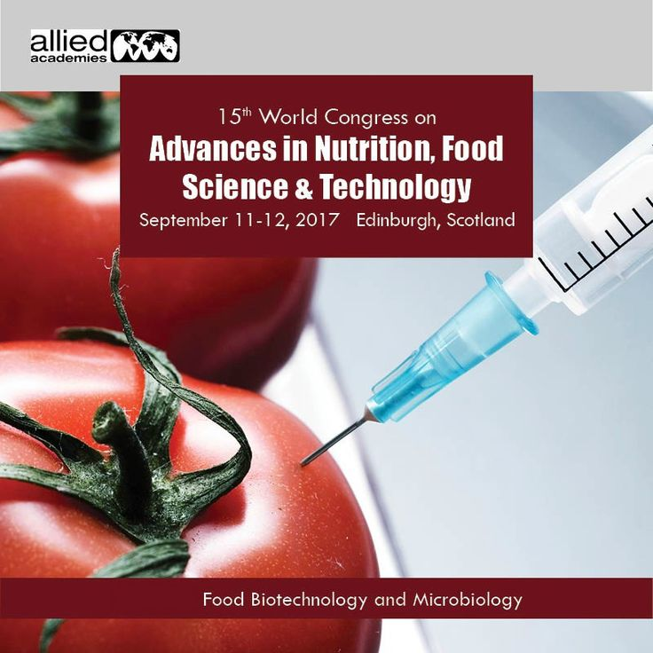 "Food Biotechnology and Microbiology Food microbiology is the study of the microorganisms that occupy, make, or defile sustenance, including the investigation of microorganisms bringing on nourishment waste. ""Great"" microscopic organisms, be that as it may, for example, probiotics, are turning out to be progressively essential in sustenance science. Biotechnology has a long history of utilization in nourishment creation and handling."