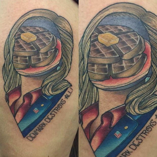 17 Best images about Tattoos on Pinterest   Back future ...