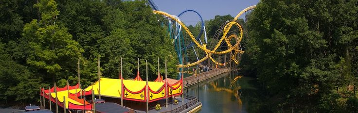 Busch Gardens Williamsburg | Travel | Vacation Ideas | Road Trip | Places to Visit | Williamsburg | VA | Theater | Nature Reserve | Public Garden | Theme Park | Tourist Attraction | Children's Attraction | Zoo | Amusement Park