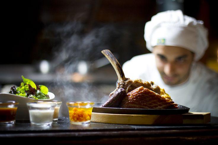 Our Brazilian Chef, Lucas Leonardi