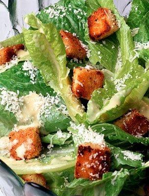 Cézár-saláta: így készül a ropogós csirkés változat | femina.hu