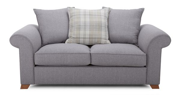 Rupert 2 Seater Pillow Back Sofa