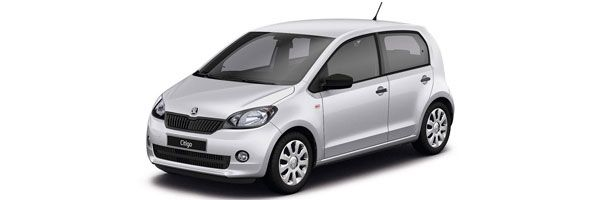 Group A - Scoda Citigo: 1100cc, manual, 5 seats, 5 doors,  A/C, radio, CD player.  Economy car rental in Paros