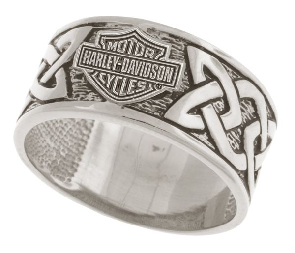 Harley Davidson Jewelry Mens Rings