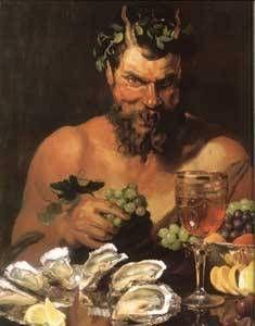 Mitologia Romana Antiga: Baco (Identificado com Dionísio na mitologia Grega).