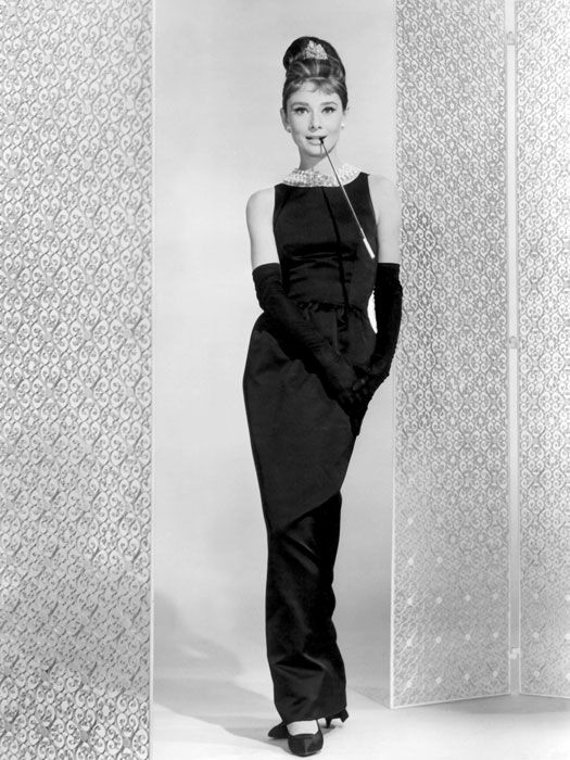 Breakfast at Tiffany's, 1961  - GoodHousekeeping.com (The 75 Most Iconic Dresses)