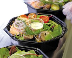 Octaview® - Boxes - Food packages - Products - For your business - Duni