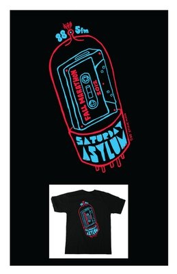 Support Saturday Asylum Show on WMNF! Get your new Asylum shirts! You can donate online at https://www.wmnf.org/give?program_id=262 or by calling 813-238-8001 Help support local music in Tampa!