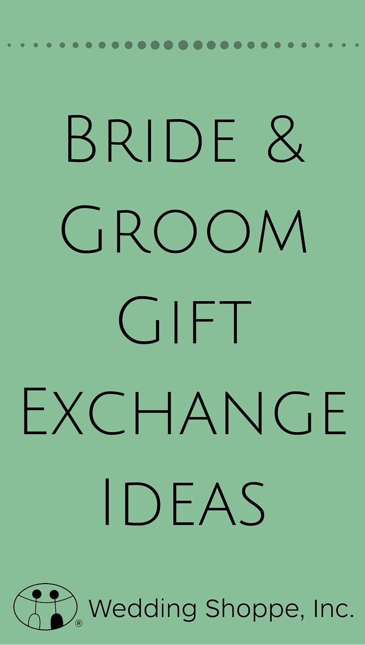 Whether you want to be funny or romantic, spend a lot or a little, buy or DIY, there is something for everyone. | 23 Presents for the Bride & Groom Gift Exchange