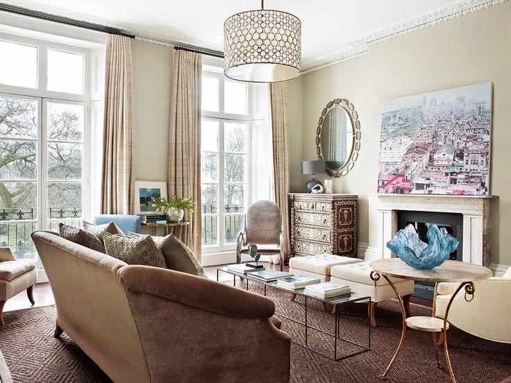 die 25+ besten ideen zu englisches wohnzimmer auf pinterest ...