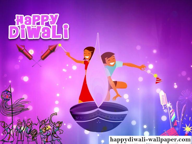 Happy Diwali HD Wallpaper 3D 2015