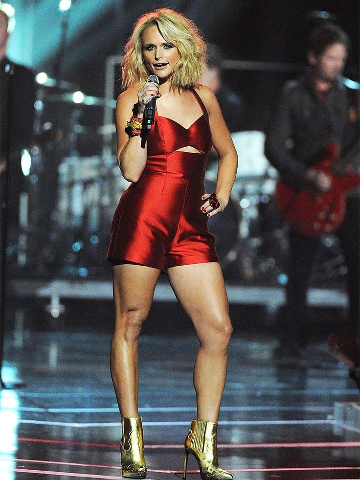 Miranda Lambert Weight Loss   Miranda Lambert Weight Loss: Outfit at Fashion Rocks : People.com