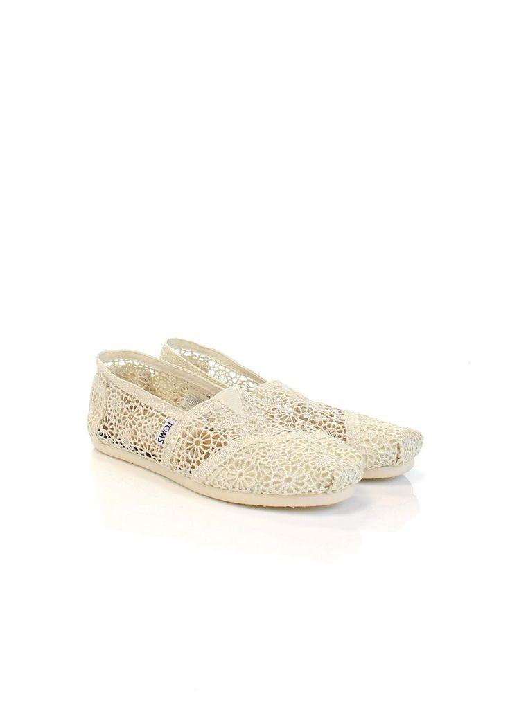 Toms Crochet - Sneakers - Dames - Donelli