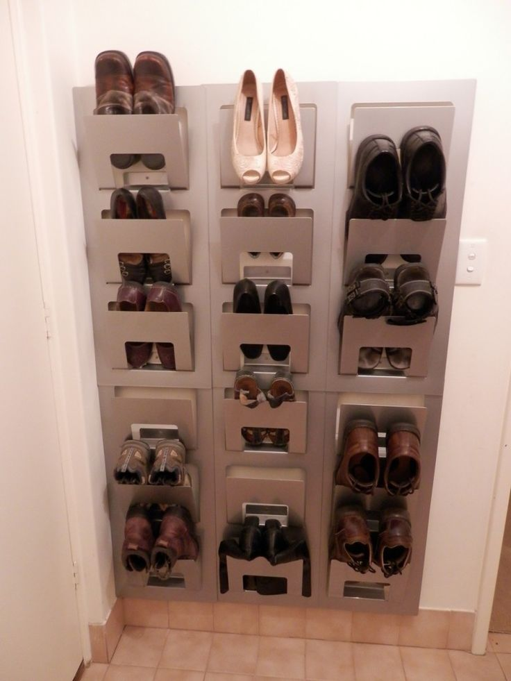Furniture Clever And Unique Shoe Storage Ideas