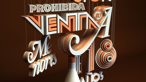 Typography Lover by Pablo Alfieri