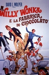 LA TRAMA  Willy Wonka, proprietario di una fabbrica di dolciumi, indice un concorso. Tra i cinque bambini vincitori, verranno puniti quelli capricciosi e premiato l'unico onesto.    Tratto da un bellissimo libro di Roald Dahl (che lo ha adattato per lo schermo), è un piccolo e fantasioso film sull'infanzia, che punta sul lato oscuro e gotico delle fiabe. Figurativamente ricco, con un Wilder davvero inquietante.